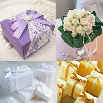 10m 3mm DIY Wedding Party Carft Satin Ribbon & Hair Bows Decoration